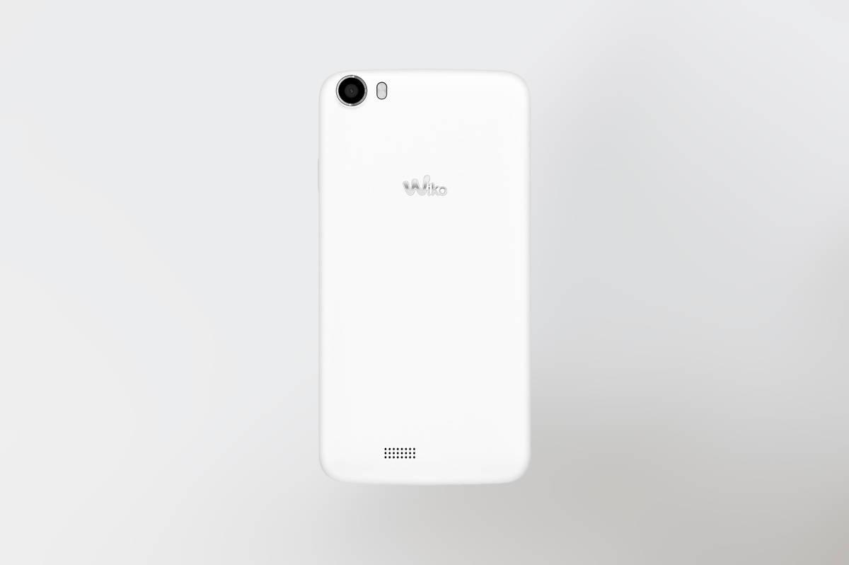 Wiko Lenny Dual-Sim Smartphone